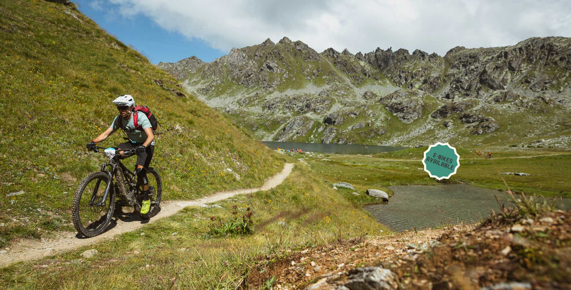 Verbier E-Bike Festival Home