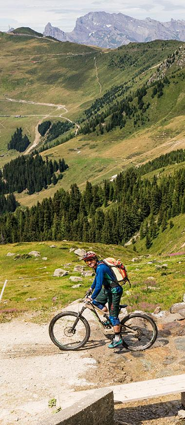 Discovery Trails Verbier E-Bike Festival 2021